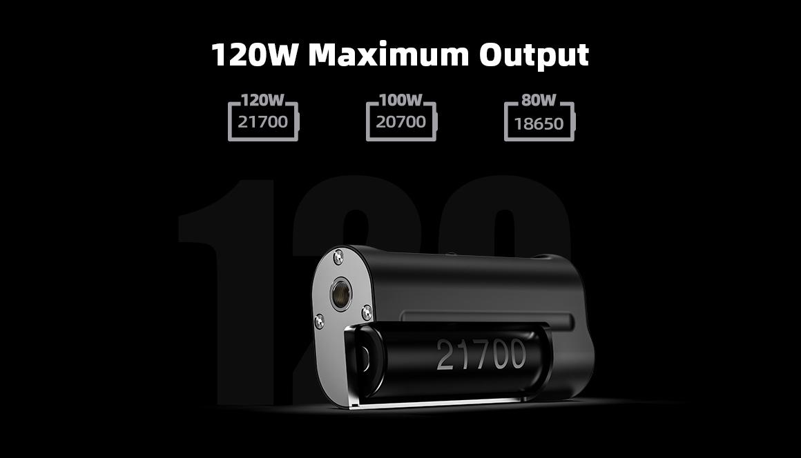 Arez 120 Mod - 120W Max Output