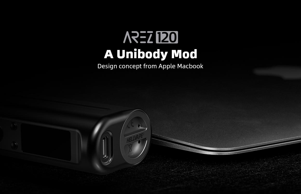 Arez 120 Mod - A Unibody Mod