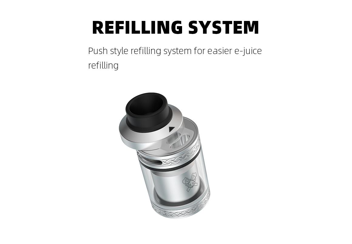 hellvape dead rabbit v2 rta - refilling system